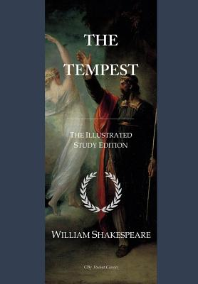 The Tempest: GCSE English Illustrated Student Edition with wide annotation friendly margins Cover Image