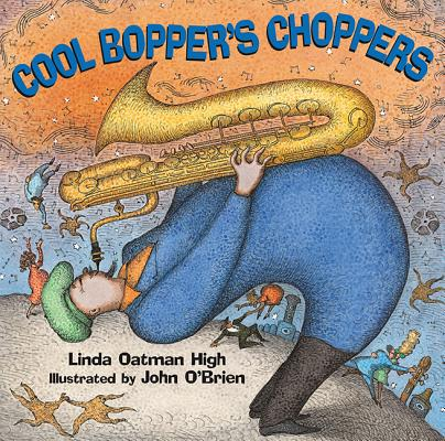 Cool Boppers Choppers Cover