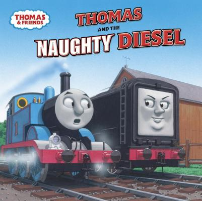 Thomas and the Naughty Diesel Cover