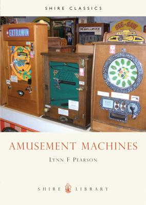 Amusement Machines Cover