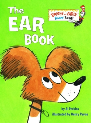 The Ear Book Cover Image