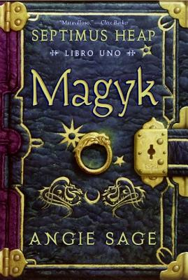 Septimus Heap, Book One: Magyk (Spanish edition): Septimus Heap, Libro Uno: Magyk Cover Image