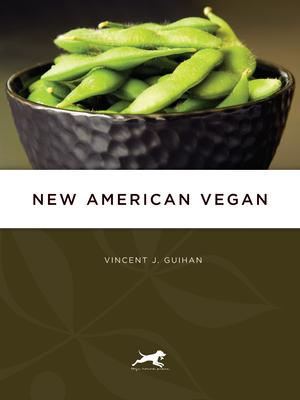 New American Vegan (Tofu Hound Press) Cover Image