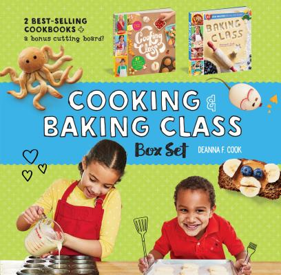 Cover for Cooking & Baking Class Box Set
