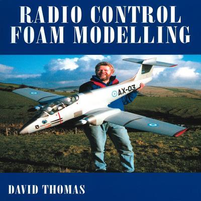 Radio Control Foam Modelling Cover Image