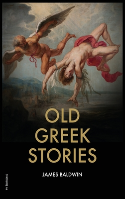 Old Greek Stories Cover Image