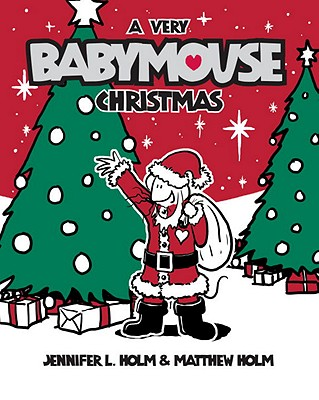 A Very Babymouse Christmas Cover