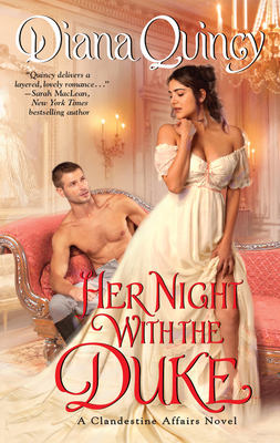 Her Night with the Duke (Clandestine Affairs #1) Cover Image