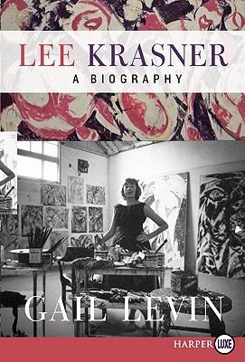 Cover for Lee Krasner