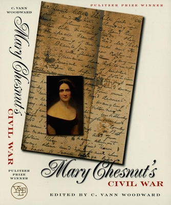 Cover for Mary Chesnut's Civil War