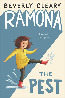 Ramona the Pest (Ramona Quimby) Cover Image