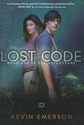 The Lost Code (Atlanteans #1) Cover Image