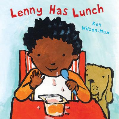 Lenny Has Lunch Cover