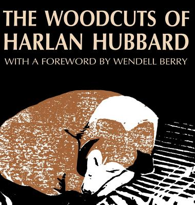 Cover for The Woodcuts of Harlan Hubbard