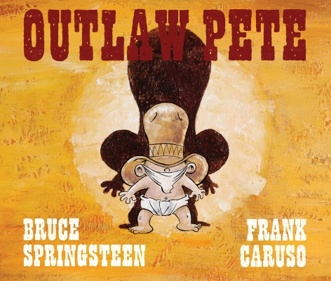 Cover for Outlaw Pete