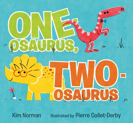 One-osaurus, Two-osaurus Cover Image