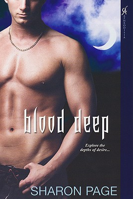 Blood Deep Cover Image
