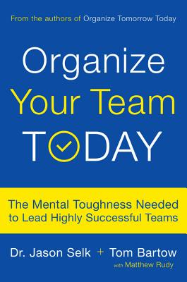 Organize Your Team Today cover image