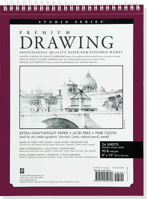 Sketch Pad 8x10 Cover Image
