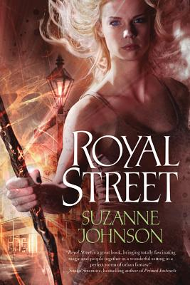 Royal Street (Sentinels of New Orleans #1) Cover Image
