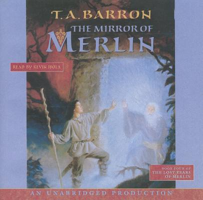 Mirror of Merlin, The(lib)(CD) Cover Image