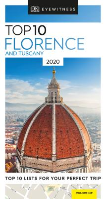 DK Eyewitness Top 10 Florence and Tuscany (Travel Guide) Cover Image