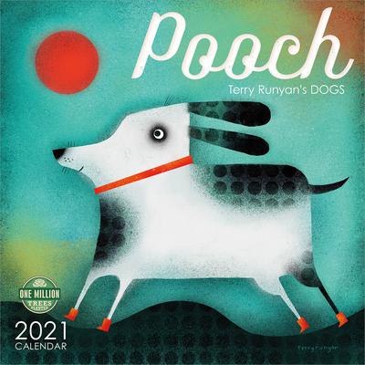 Pooch 2021 Wall Calendar Cover Image