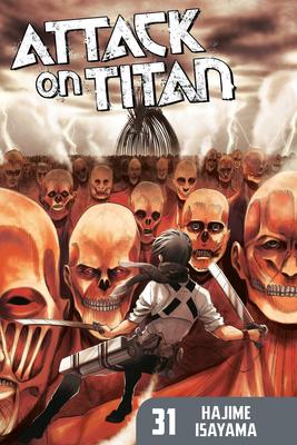 Attack on Titan 31 Cover Image