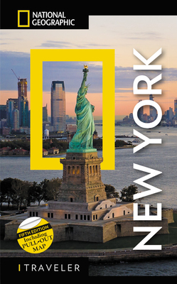 National Geographic Traveler: New York, 5th Edition Cover Image