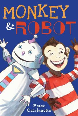 Monkey & Robot Cover Image