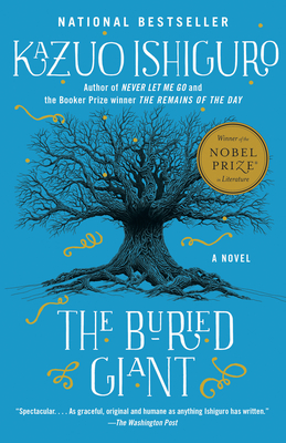 THE BURIED, by Kazuo Ishiguor