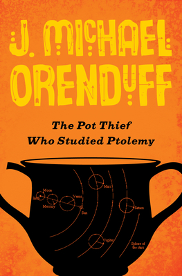 The Pot Thief Who Studied Ptolemy (Pot Thief Mysteries #2) Cover Image