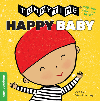 TummyTime™: Happy Baby Cover Image