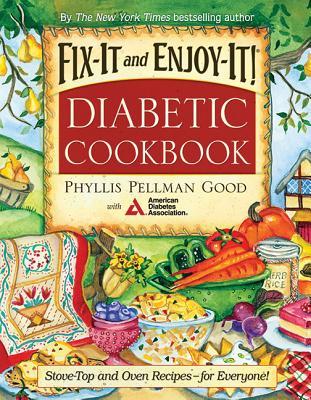 Fix-It and Enjoy-It! Diabetic Cookbook Cover