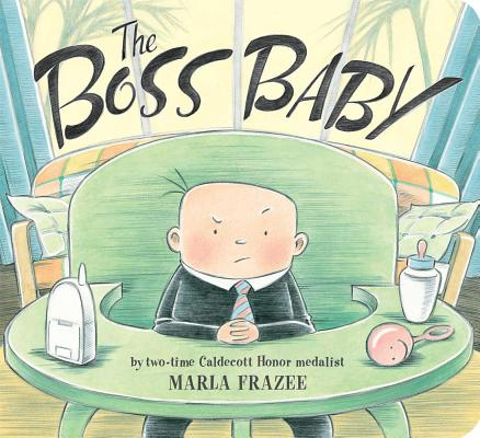 The Boss Baby (Classic Board Books) Cover Image