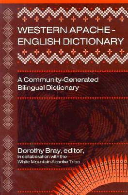 Western Apache-English Dictionary Cover Image