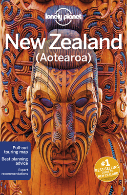 Lonely Planet New Zealand 19 (Country Guide) Cover Image