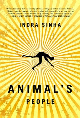 Animal's People: A Novel Cover Image