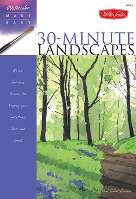30-Minute Landscapes Cover