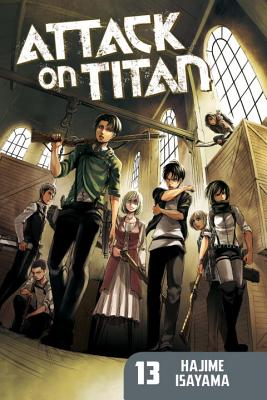 Attack on Titan 13 cover image