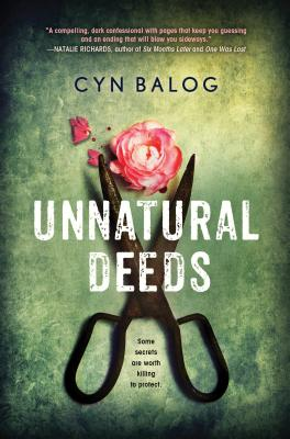 Unnatural Deeds Cover