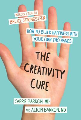 The Creativity Cure Cover