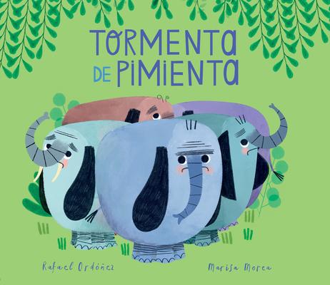 Cover for Tormenta de Pimienta