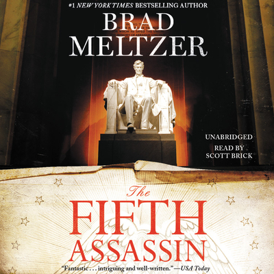 The Fifth Assassin Lib/E Cover Image