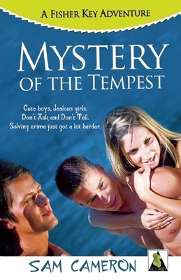 Mystery of the Tempest Cover