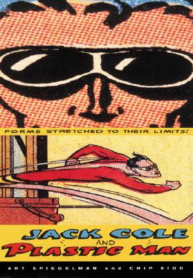 Jack Cole and Plastic Man Cover