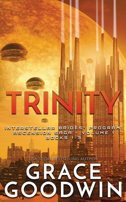 Trinity: Ascension Saga: Books 1, 2 & 3: Volume 1 Cover Image