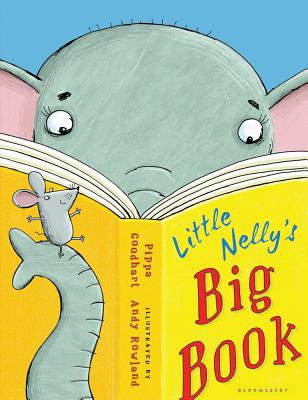 Little Nelly's Big Book Cover Image