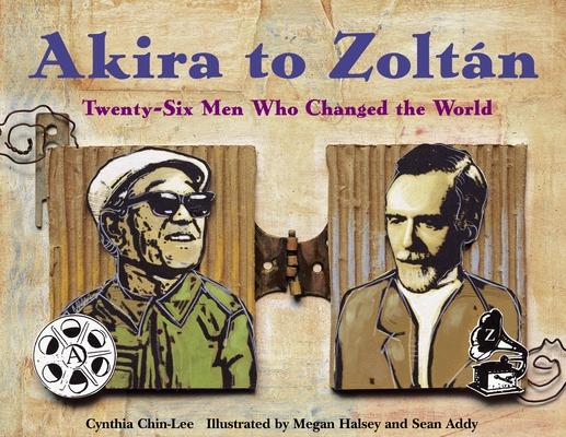 Akira to Zoltan Cover