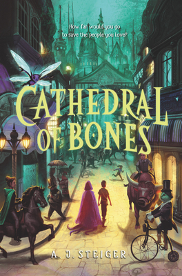Cathedral of Bones Cover Image